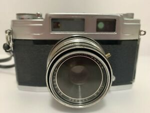 Mamiya 35 S2 Rangefinder Camera Sekor T. 48mm f2.8 From JAPAN