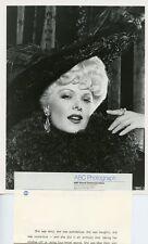 ANN JILLIAN AS MAE WEST PORTRAIT MAE WEST ABC MOVIE ORIGINAL 1982 ABC TV PHOTO