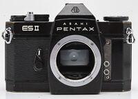 Asahi Pentax ESII Body Gehäuse analoge Spiegelreflexkamera SLR Kamera