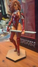 Femme Fatales: Executioner Dawn Gallery Figure (2012)  Sexy Fantasy Comic Girl