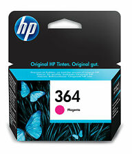 Original and Genuine HP 364 Magenta Ink Cartridge (CB319EE) 4610 5510 7510 C309A