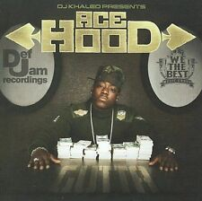 Gutta [Clean] by Ace Hood (CD, Nov-2008, Def Jam (USA))