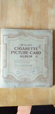 W.D.& H.O. Wills Cigarette Cards Album Railway Equipment 1939  Complete 50 Cards