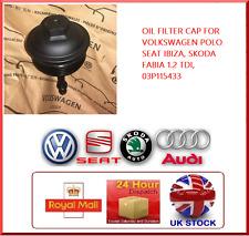 VOLKSWAGEN Polo, Seat Ibiza, Skoda Fabia 1.2 TDI TAPPO FILTRO OLIO, 03P115433