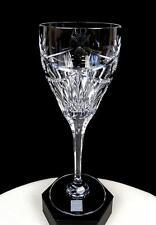 "TIPPERARY SIGNED CUT CRYSTAL #TIP6 FAN ARCS 8.75"" WINE GLASS ORIGINAL STICKER"