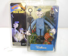 Wallace & Gromit Curse of The Were-Rabbit Wallace Action Figure McFarlane (KB13)
