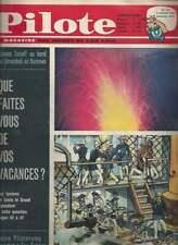 JOURNAL PILOTE N°194 . 1963 + PILOTORAMA .