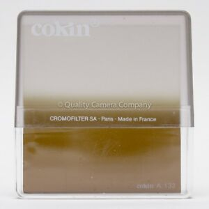 "COKIN ""A"" SERIES GRADUAL YELLOW Y2 A133 - GRADUATED MID YELLOW FILTER - NOS"