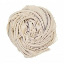 "Crimp Crinkle Scarves ""Cotton-Viscose"""