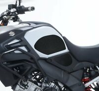 R/&G Racing Eazi-Grip TANK Traction Pads Black  Suzuki GSXR 600 L1-L4 2011-2014