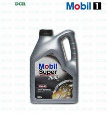 Aceites de motor semi-sintético Mobil 10W40 para vehículos