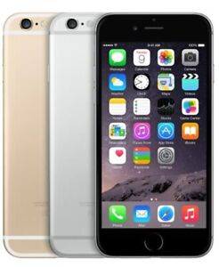 Apple iPhone 6 - 16GB, 64GB, 128GB - Space Gray, Silver, Gold (Factory Unlocked)