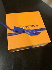 LOUIS VUITTON small pull out gift Presentation box NEW !!!