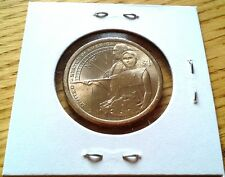 2014 D $1 Native American Sacagawea Dollar Uncirculated BU Denver Coin