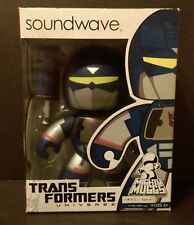 MISB Mighty Muggs G1 Transformers Soundwave  Figure