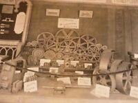 [ARTS & METIERS INDUSTRIE] EXPO INTERNATIONALE FONDERIE PARIS 1927 ARGENTIQUE 58