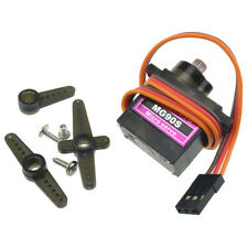 MG90S Metal Gear Micro Servo Boat Car Plane for Trex Align 450 RC Helicopter D