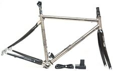 Ritchey Titanium Break Away 700c Road Bike Frameset 54cm Carbon Fork Shimano Di2