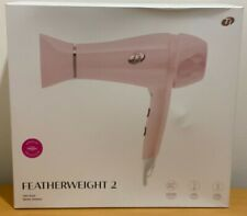 NIB AUTH T3 FEATHERWEIGHT HAIR DRYER PINK MODEL 73837