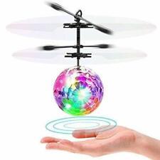 LED Fliegender Heli Ball Infrarot Sensor Hubschrauber Kugel RC-Helikopter