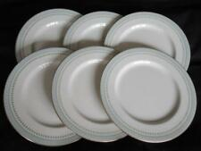 Royal Doulton Berkshire TC1021 Pattern 6 x Small Dinner Plates 9 inches (23cm)