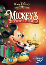 Mickey's Once Upon a Christmas DVD (2006) Walt Disney Studios