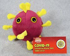 Giant Microbes-C0Vid-19 C0R0Navirus-Stuffed Plush 2020 Pandemic Virus Quarantine