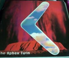 LOVELY VINTAGE COLLECTABLE LP RECORD THE APHEX TWIN DIGERDOO