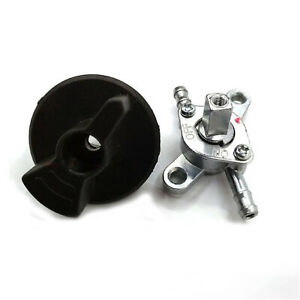 Durable Fuel Tap Switch Kit Replacement Parts Fit for Kipor IG1000 Generators