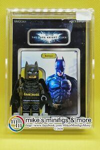 BATMAN Custom Carded Minifigure Display Mini-Figure DCU Dark Knight