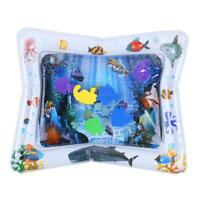 Baby Kids Water Play Mat Inflatable Infant Patted Pad Tummy Time Playmats