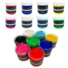 8 Professional Heavy Body Acrylic Paint Set -Great for Canvas Painting & Outdoor
