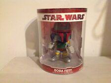 """Star Wars FUNKO ultra-estilizado Bobble-head Boba Fett 6"""" Mandalorian Armadura Nuevo Y En Caja"""