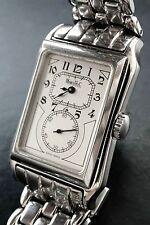 Marcello C. Doctors Watch Rectangle Ref.3185 Elegante Unisex Sammler Armbanduhr
