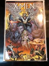 X-Men Messiah Complex Chapter One Rare Marc Silvestri Top Cow Variant