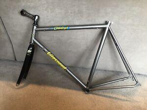 56 cm Litespeed Catalyst Titanium Road Bike Frame Plus extras
