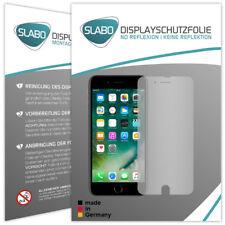 Slabo Displayschutzfolie für iPhone 7 Plus / iPhone 8 Plus (4er Set) MATT