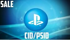 PS3 CONSOLE ID/ PSID/ MAC 100% PRIVATE