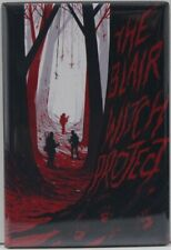 """The Blair Witch Project Movie Poster 2"""" X 3"""" Fridge / Locker Magnet."""