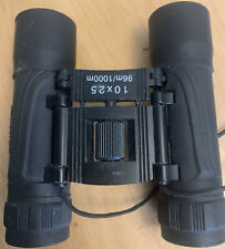 Outside Edge 10 x 25 Binoculars Coated Optics With Carrying Strap