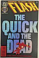 FLASH#100 VF/NM 1995 DC COMICS