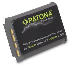 PATONA Premium Akku für NP-BX1 Sony CyberShot DSC-RX100 DSC-RX1r DSC-HX60V WX300