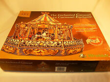 Wrebbit The Enchanted Carousel Build Art Collection NEW