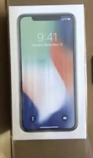 Apple iPhone X - 256GB - Silver (Factory Unlocked) Fast Ship.