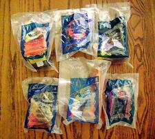 2002--HOT WHEELS (Complete SET of 6 Toys) by McDonald's [NIP]