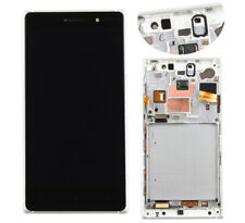 For Nokia Lumia 830 Glass Touch Screen Digitizer LCD Display +Frame Replacement