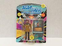 Playmates Toys GEORDI LA FORGE FIGURE IN DRESS UNIFORM Star Trek Next Gen 1993