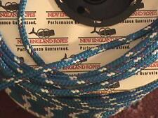 "1/4"" Sta-set Rope, per-10 ft, New England Ropes Blue Staset 2103-08"