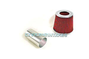 RED 93-04 DODGE INTREPID EAGLE CONCORDE 300M LHS 2.7L 3.2L 3.3L 3.5L AIR INTAKE