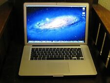 "15"" Apple Macbook Pro 2.6 GHz i7 Quad Core + 16 GB RAM +Hi-Res Anti-Glare Screen"